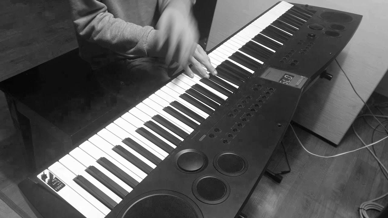 レイン (Rain) - FULLMETAL ALCHEMIST BROTHERHOOD OP5 (Piano ...