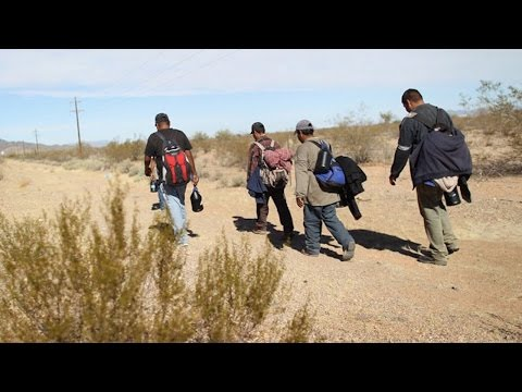 Study: More Mexican Immigrants Leaving U.S. Than Entering