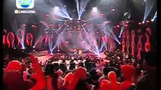 Frans & Endang Kurnia - Duit - Konser Final 3 Besar part 2 - DAcademy Indonesia