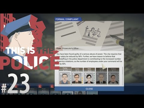 Losing Half Our Force - This Is The Police #23