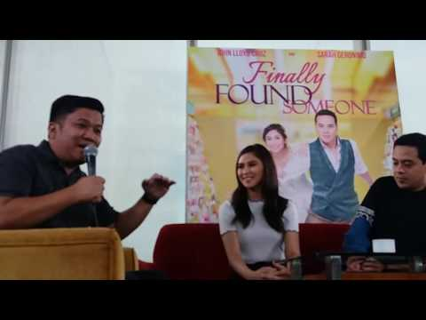 Direk Ted on Sarah & John Lloyd: Their banter is so natural | Finally Found Someone