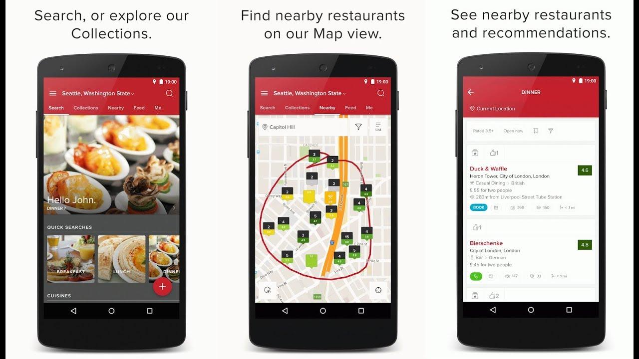 React Native Restaurant Review App – Part 1