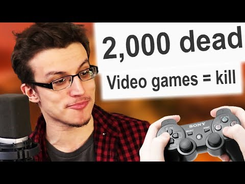VIDEO GAMES ARE EVIL ... AGAIN!
