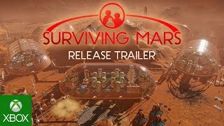 Surviving Mars - Release Trailer