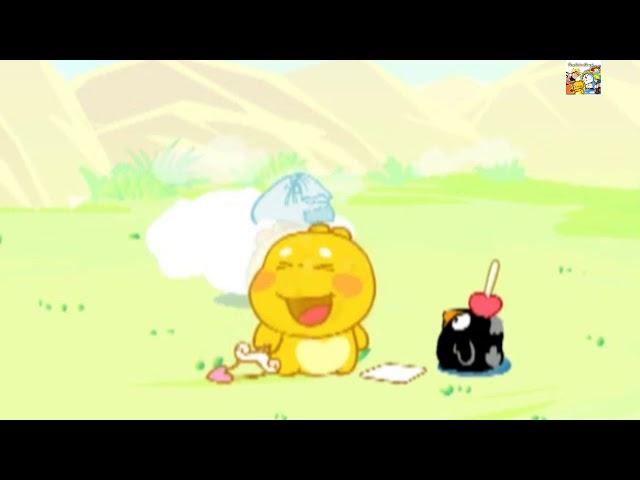 QooBee Agapi - The Funny Cartoon - Jatuh Cinta
