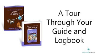 A Guided Tour through the Sassafras Science Activity Guide and SCIDAT Logbook