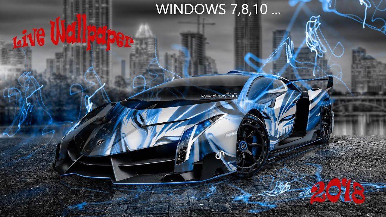 gif wallpaper in Windows 7