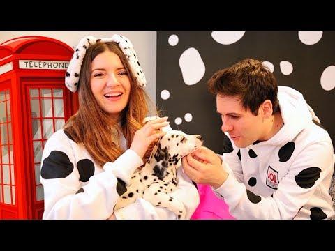 ANDIAMO A LONDRA! *Incontriamo i cuccioli di Dalmata*