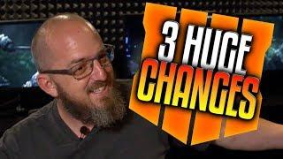 3 HUGE Black Ops 4 Changes! (COD BO4 Update)
