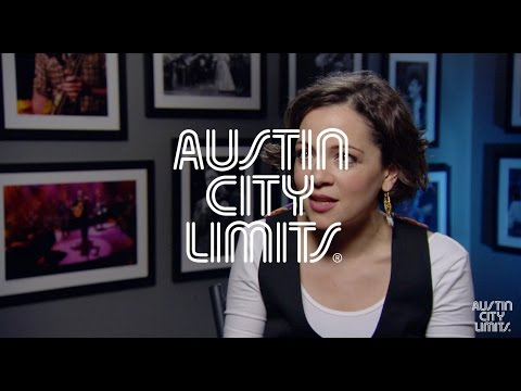 Austin City Limits Interview with Natalia Lafourcade
