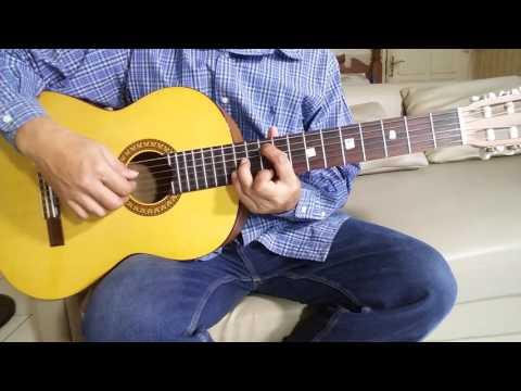 Tutorial Gitar Fingerstyle Kunci Nada Dasar G