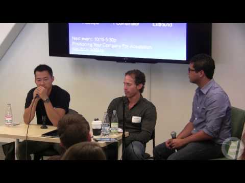 Exitround Founders Roundtable with Josh Felser and Justin Kan