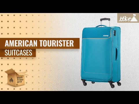 Save Big On American Tourister Suitcases Black Friday / Cyber Monday 2018 | UK Black Friday Guide