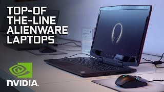 Alienware's Most Powerful Gaming Notebook!