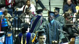 Fall Commencement 2014 - 11am Session