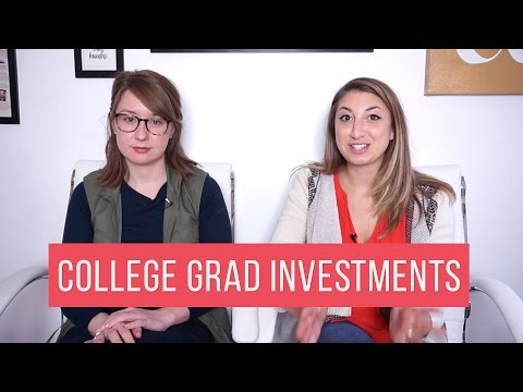 8 Things You Should Invest In When You Graduate College | The Financial Diet