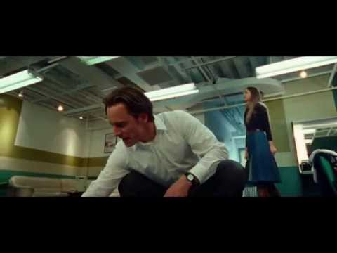 Steve Jobs: Crisann Confronts Steve Movie   Michael Fassbender
