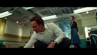 Steve Jobs: Crisann Confronts Steve Movie Clip - Michael Fassbender