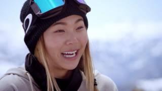 Youth Olympic Champion and US Olympic Hopeful Chloe Kim