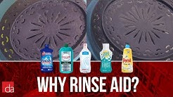 What is Dishwasher Rinse Aid and Why Do I Need It?  [REAL LIFE EXAMPLES]