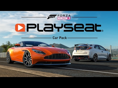 Forza Horizon  How To Get Playground Car Pack Free