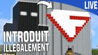 IL S'EST INTRODUIT DANS LA FUZECORP... - Minecraft Moddé