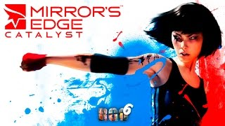 'RAPGAMEOBZOR 6' — Mirror's Edge Catalyst