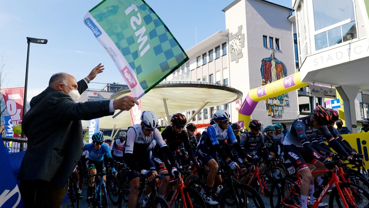 Imst - Stage 3 - Tour of the Alps 2021