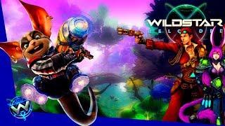"""WILDSTAR FR : mmo GRATUIT ! #2 - Notre premier """"Donjon"""" !!  Découverte du jeu et du gameplay !"""