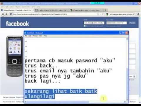 Cara Nge Hack Facebook Orang Tanpa Software
