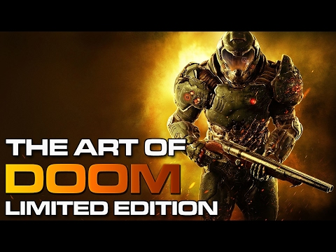 The Art of DOOM (Limited Edition)