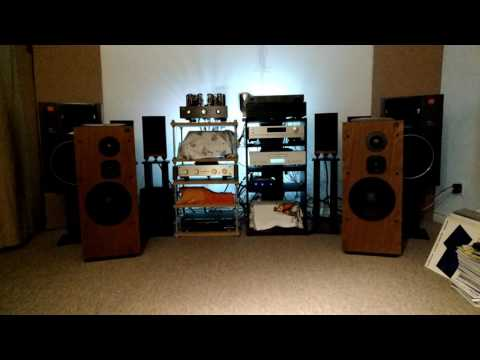 music paradise mp-501and JBL 80-T tset 3