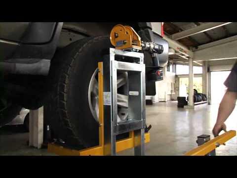 LiftRight Wheel Lifter