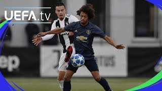 Youth League highlights: Juventus 2-2 Man. United