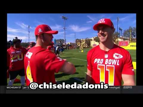 NFL 2018 ProBowl Skills Competition Commentary