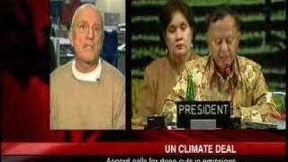 Bali climate treaty