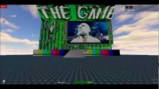 Wwe triple h theme song and tron (robloxs)