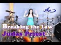Judas Priest Breaking The Law Drum Cover By Ami Kim 59 mp3