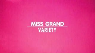 Miss Grand Variety EP 17
