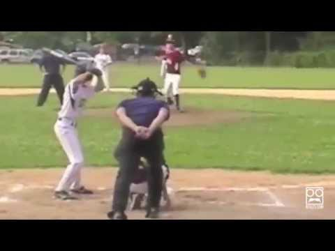 Umpires Having Way Too Much Fun On Their Job