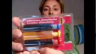 El peligro de los colorantes alimentarios by Pilar Rosado