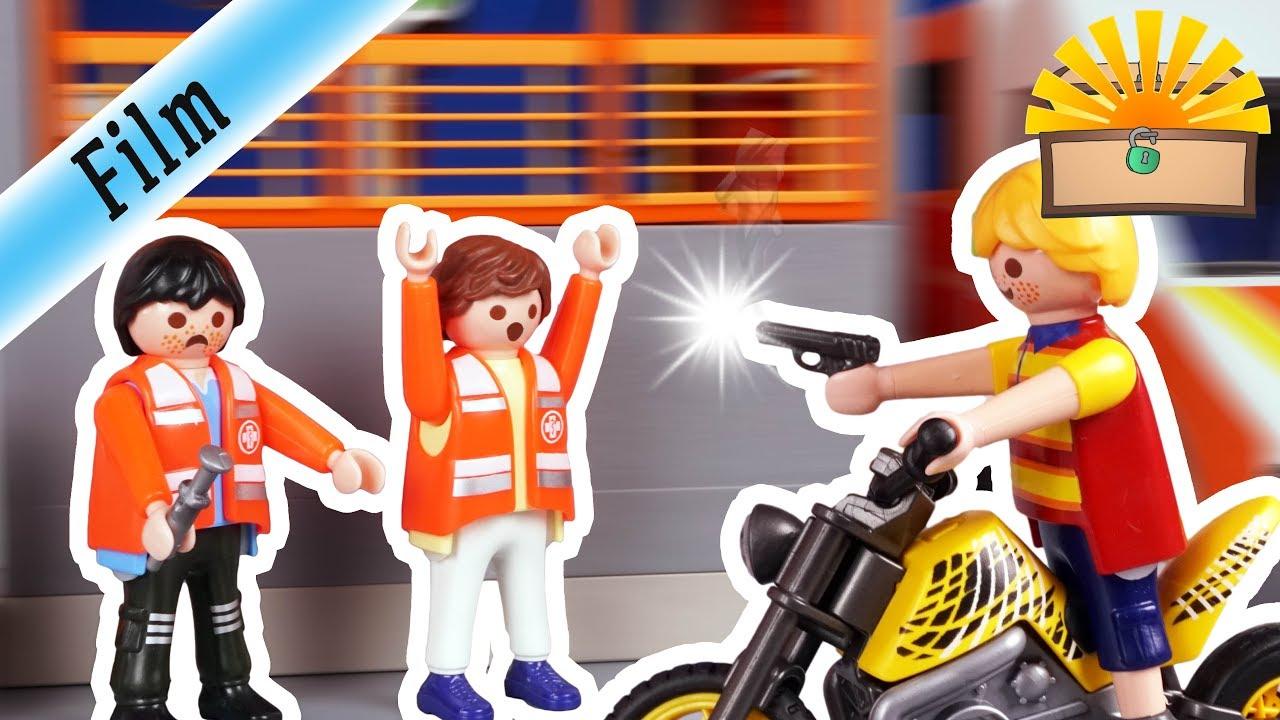 Arzt Entführung Im Krankenwagen Playmobil Film Deutsch Familie