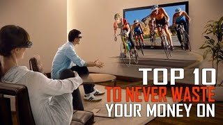 Top 10 Things You Should NEVER Waste Your Money On