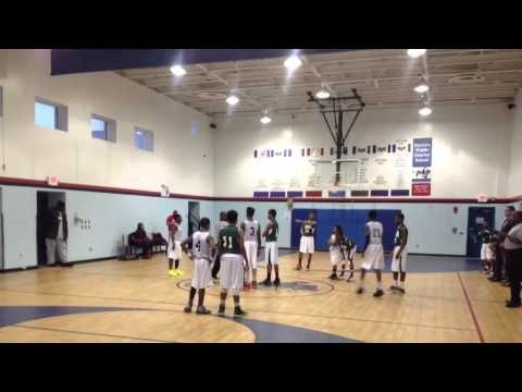 Options Middle School Panthers vs Kipp AIM Academy Recap