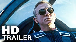 JAMES BOND: No Time To Die Super Bowl Trailer (2020)