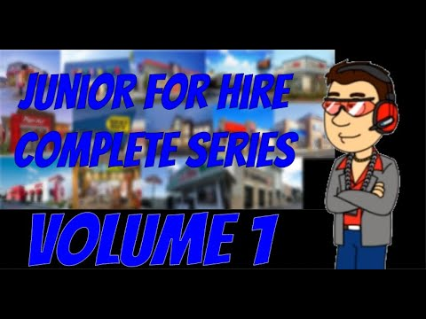 Junior For Hire Complete Series Volume 1