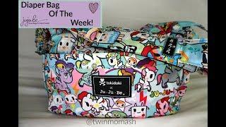 Diaper Bag of the Week: Ju-Ju-Be Hobobe  | Packing for twins
