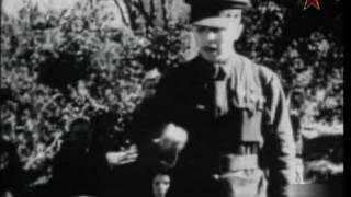 видео Белорусский партизан