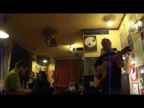 JAMES BAR BOWEN - LIVE @ MOLLI CHAOOT - AMSTERDAM - NL - 28-10-2012 - PT 2.
