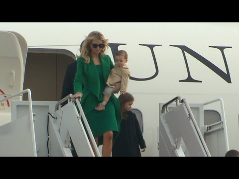 Ivanka Trump Speaks Out Over Speculation She'll Take Over FLOTUS Duties